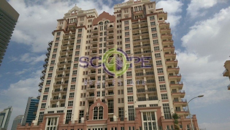 Dubai Sport City Canal Residence West Venetian Building 2 Bedroom With Golf View Vacant For Sale
