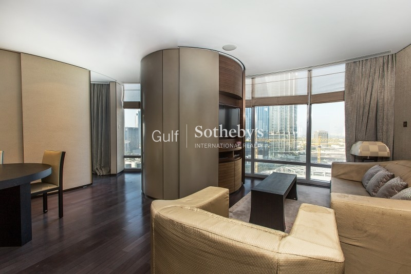 Armani Residences-1 Bedroom Apartment