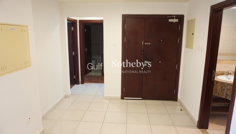 3 Bed With Maid'S In Sulafa Tower With Partial Sea Views, Vacant And Higher Floor. Er S 5735
