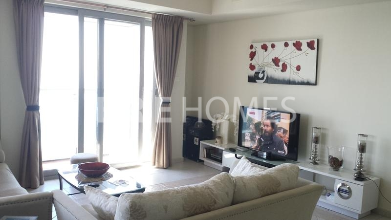 2 Bedroom, Furnished, Partial Sea View, High Floor, Er R 15890