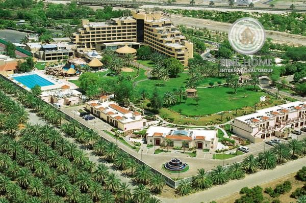 Amazing Land In Wahat Al Zawya Project _ Al Ain (L_1155)