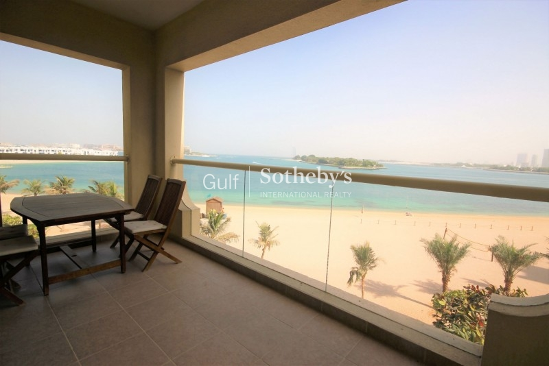 Breathtaking Sea View 2br Fully Furnished