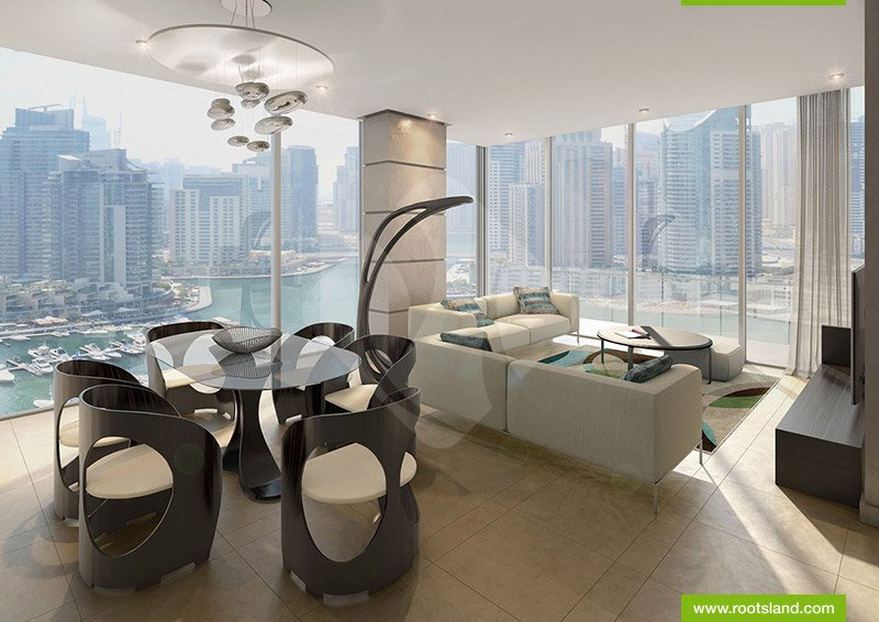 Buy Now, Pay Later. Stunning Apartment - Marina Sea View