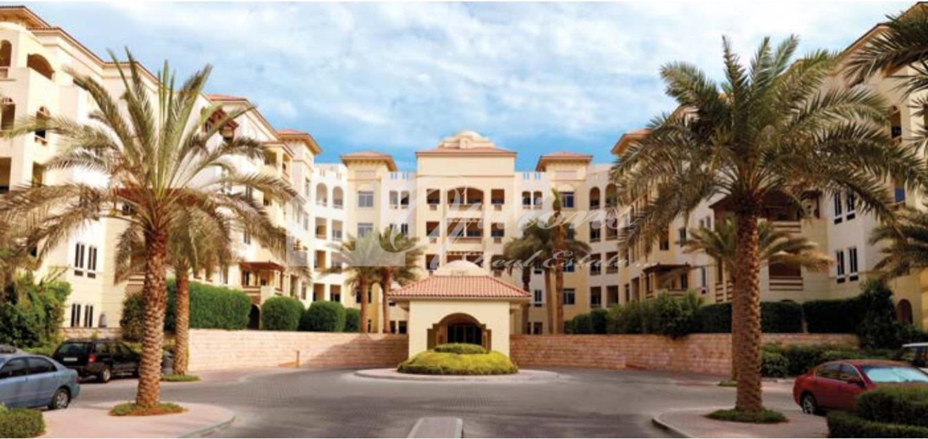 Three Bedroom Apartment In Al Badia Residence Dfc
