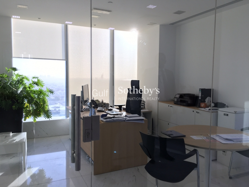Fully Furnished Office In Bayswater Tower