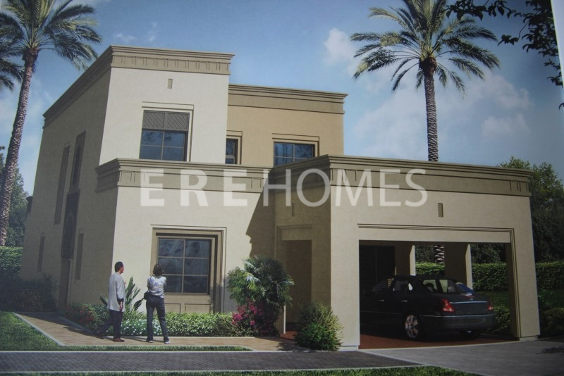Casa Villa Type 6 Five Bedroom With 8% Premium-Er-S-3155