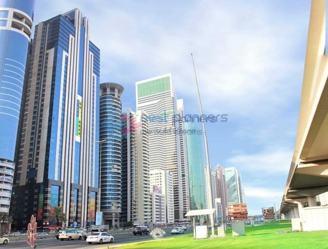 Distress---Latifa Lowest Freehold Commercial Office Space--For Sale On Shaikh Zayeed Road