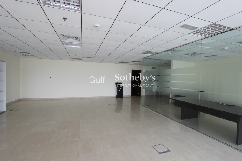 Fully Fitted Office For Rent In Al Manara