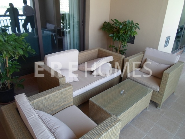 Exclusive High Floor Full Sea View 2 Bed E Type, Fairmont Residence South Er S 3464