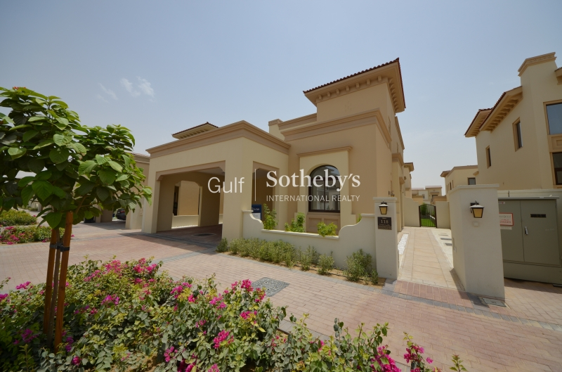 A New 5 Br Villa In Arabian Ranches Ii