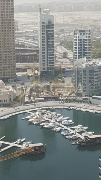 4 Cheques! Marina View,two Bedroom In Amwaj 4, Jbr