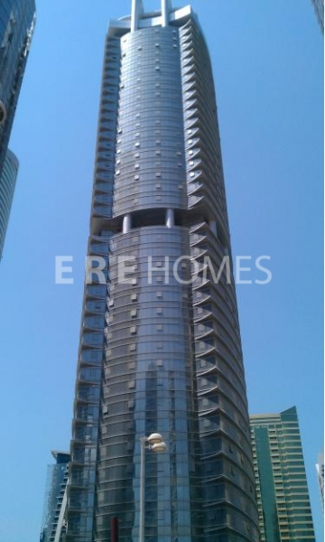 Fully Fitted Office For Rent In Platinum, Jlt Er R 3629