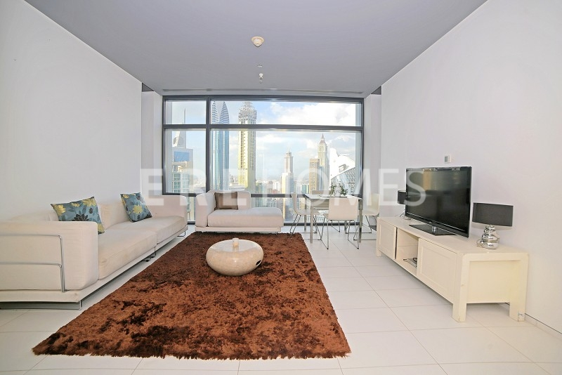 High Floor 1 Bed, Index Tower, Difc-Aed 115,000 Er R 13619