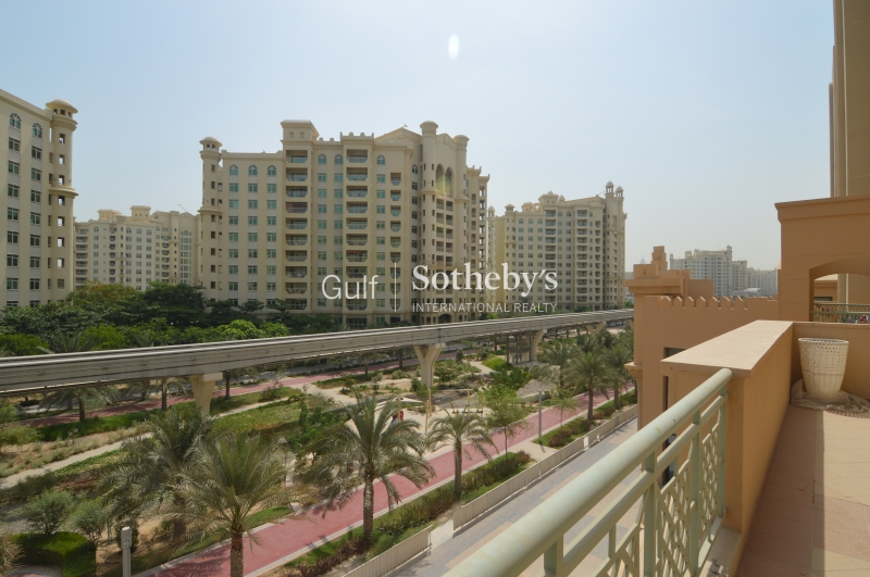 Furnished 3 Bed A Type With Huge Terrace