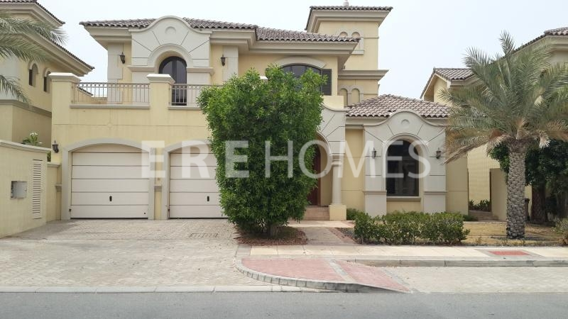 Huge 5 Bed Atrium Entry For Immediate Rental Palm Jumeirah Er R 15833