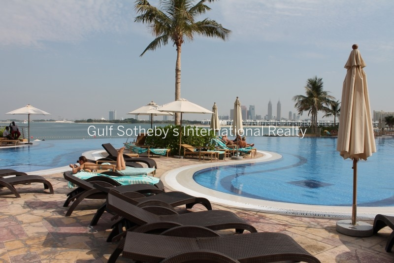 1 Bedroom Apartment, Princess Tower, Sea View Er R 13570