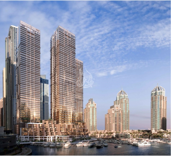 Charming 1 BR Apt in Jumeiraih Living Marina Gate