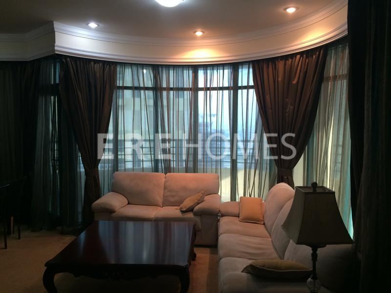 Marina Crown, Furnished 2 Bedroom With Maids Room, Vacant Er S 6620