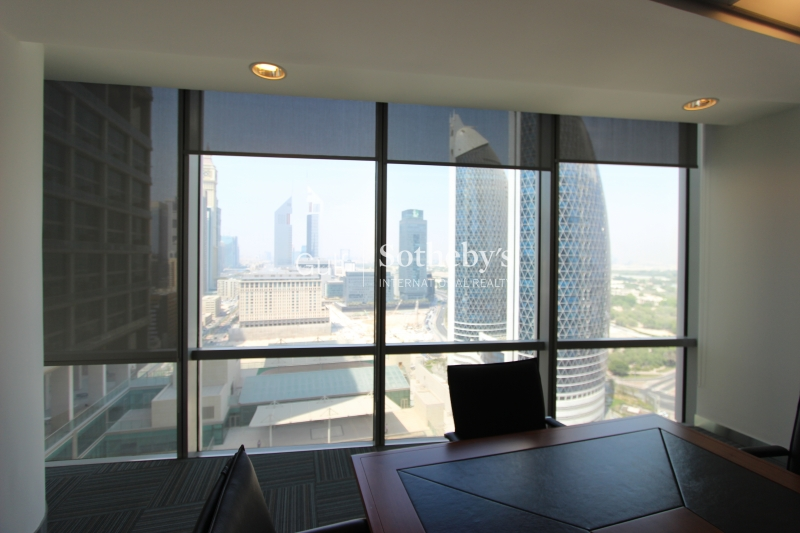 Panoramic Furnished Office-Difc