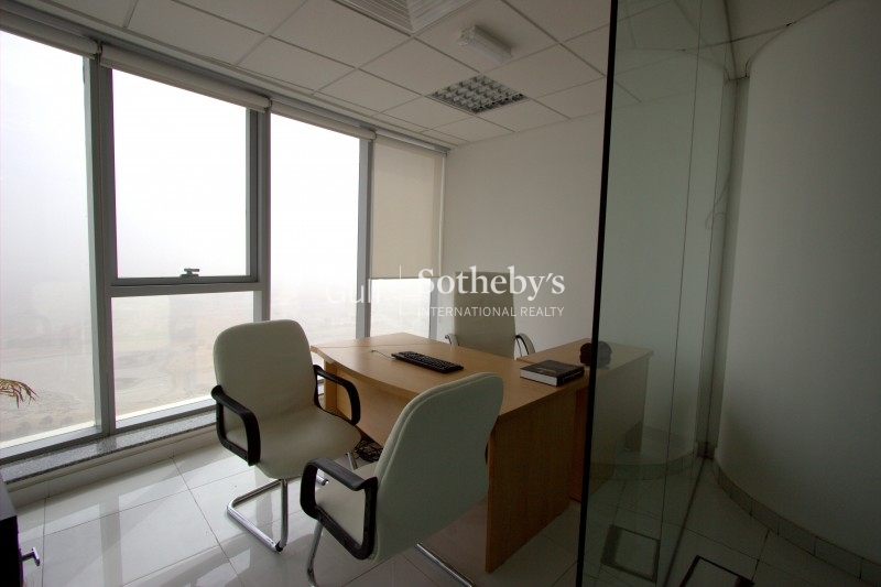 High End Furnished Office In Citadel Tower