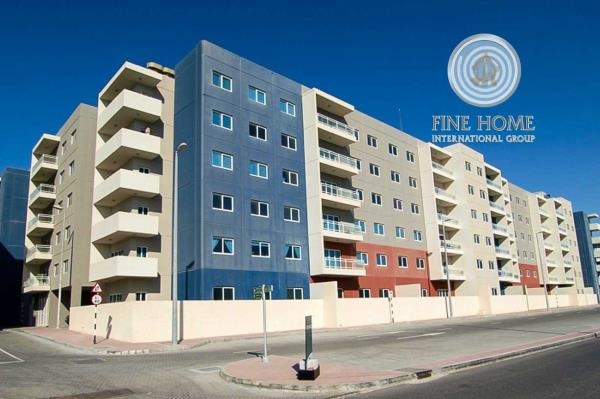 Residential Building In Al Reef Down Town (B_33)