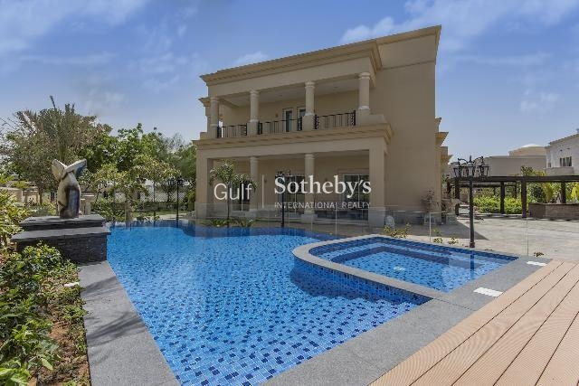 Emirates Hills Upgraded Lake View Villa