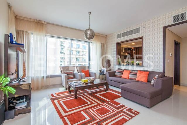 Largest 2 Bed Beautifully Furnished 4 Cheques Fountain View 29 Boulevard Tower 2 Downtown 250000 Aed Er R 13187