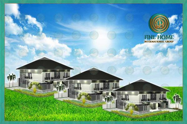 4 Villas Compound In Kalifa City (Co_385)