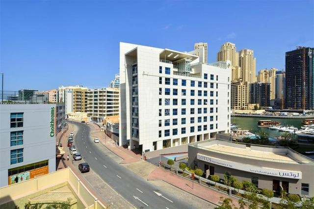 Luxurious 2 BR Apt in Belvedere Dubai Marina