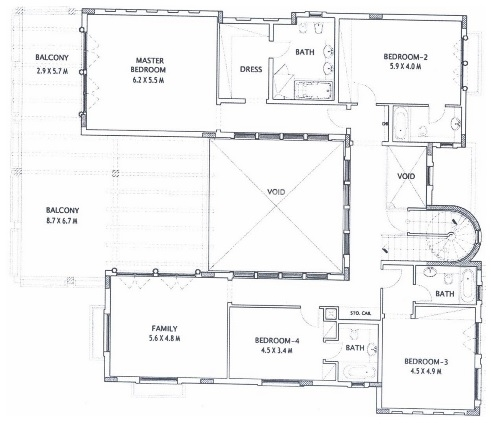 2 Bedrooms-Sadaf 6-Jbr-1450sq Ft-Community View Er S 4394