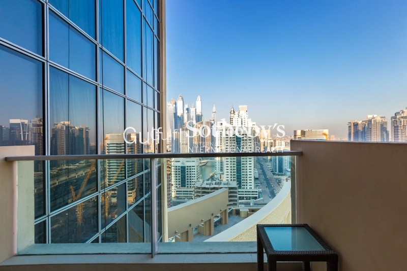 2 Bedroom Golf And Marina Skyline View Er S 7258