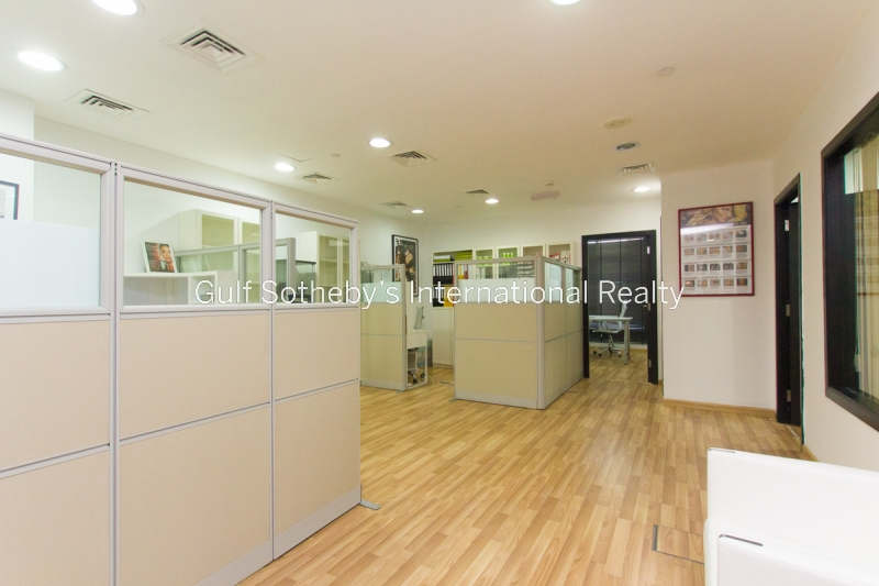 Stunning Fully Fitted Office In Tecom