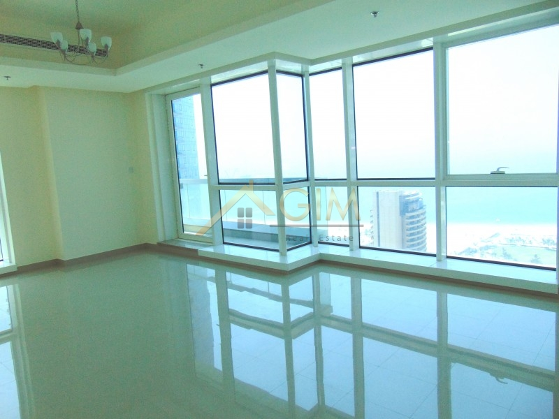 Brand New Two Bedroom With Full Sea View At Al Dar Tower In Dubai Marina