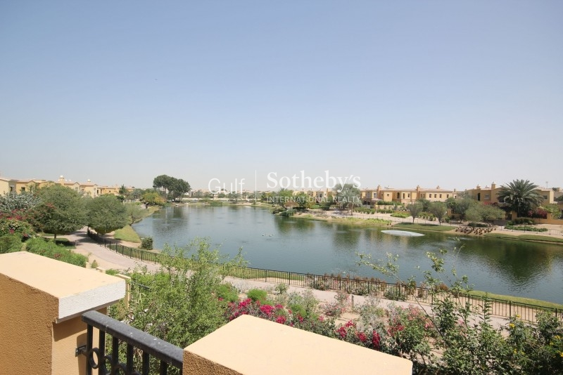 2br Type C Cluster Villa Full Lake Views