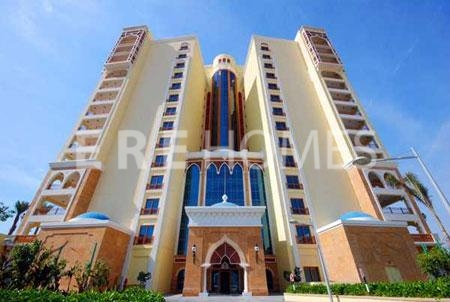 High Floor 2 Bedroom Plus Maid C Type In Marina Residence Available Now