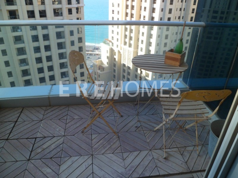 Marina Promenade, Shemara, Unfurnished, Sea Views, High Floor Er R 15739