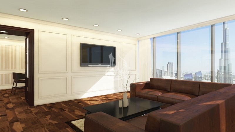 Spacious 3 Beds Apt For Sale In D1 Tower At Culture Village