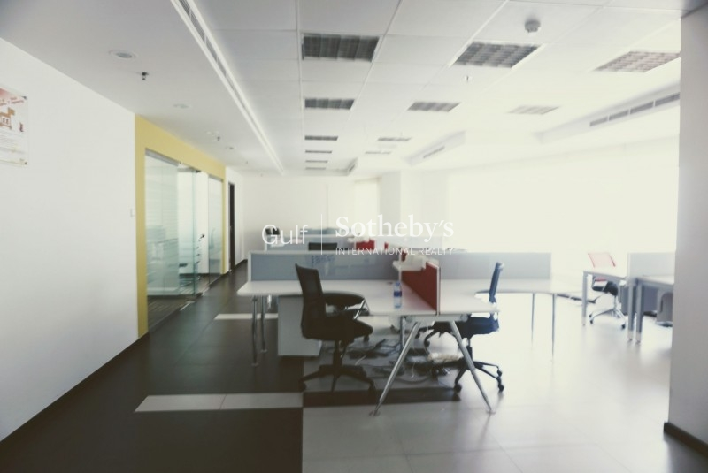 Fitted Office Office For Rent In Jumeirah Bay X3 Jlt Er R 7716
