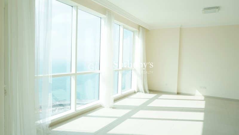 Unfurnished Panoramic Full Sea View Residence