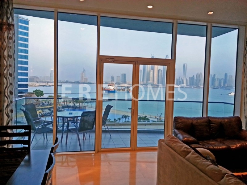 Fantastic Lake Views 1 Bedroom Apartment Mayfair Residency Business Bay Dubai Er R 10839