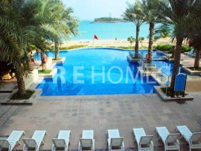 High Floor 3 Bedroom Plus Maid C Type With Direct Beach Access Available For Rent Now Er-R-10254