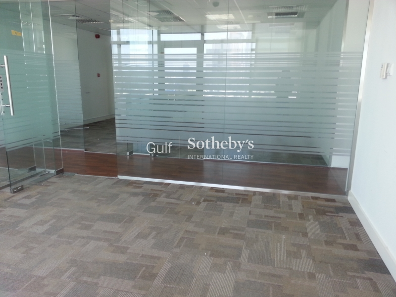 Fitted Office In Al Barsha For Rent