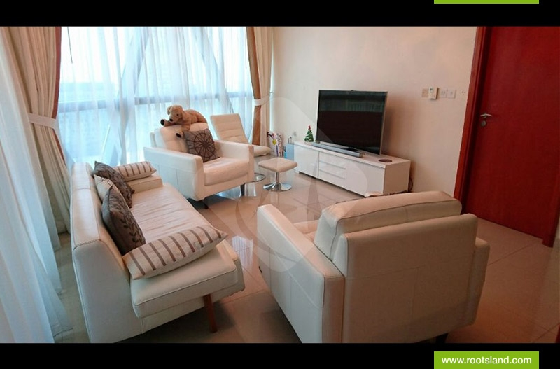 Beautifully Furnished 2br+maid In Park Towers