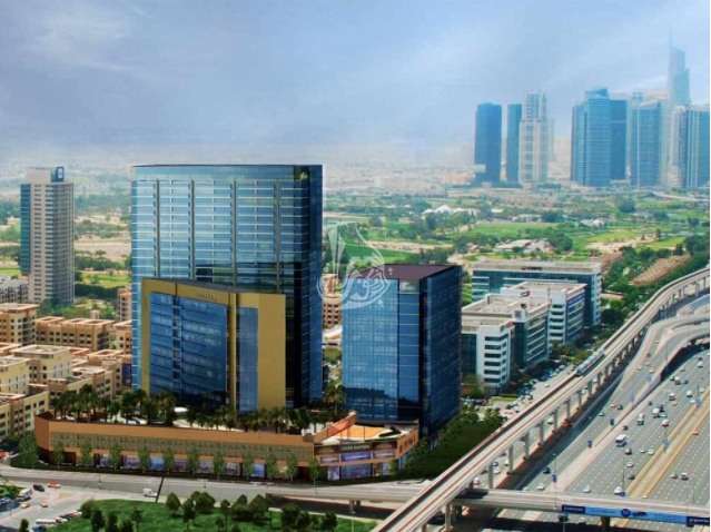 Own An Office in a Great Location at  Onyx Tower 2