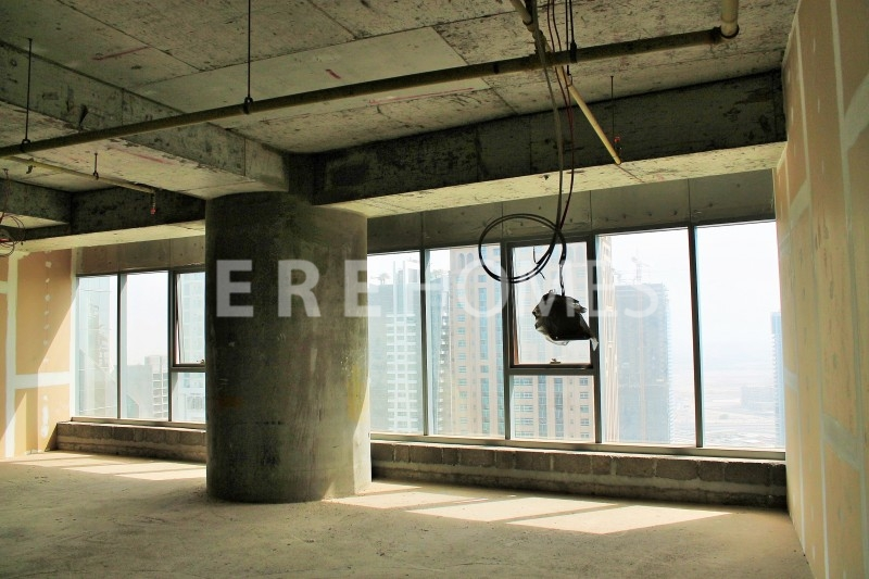 Fitted Office For Rent In Dome Tower, Cluster N, Jlt Er R 14655
