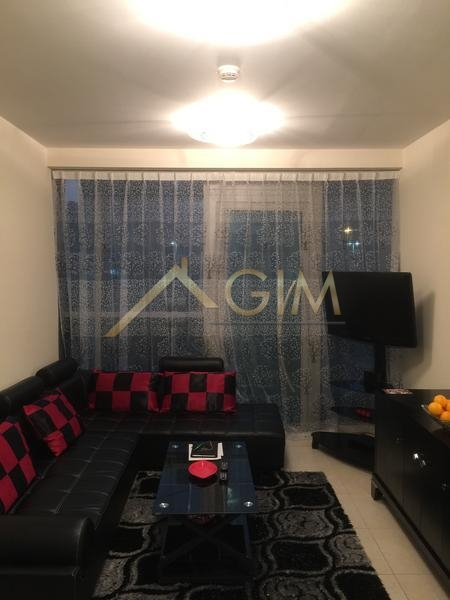 Fully Furnished, 1 Bhk In Global Lake View, Jlt