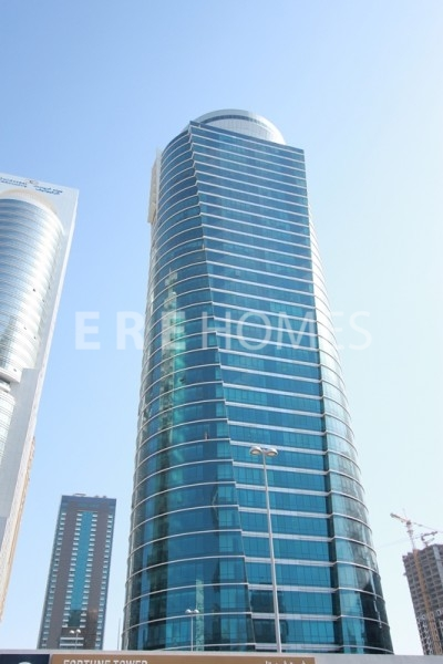 Fitted Office In Fortune Tower Jlt Er-R-6674