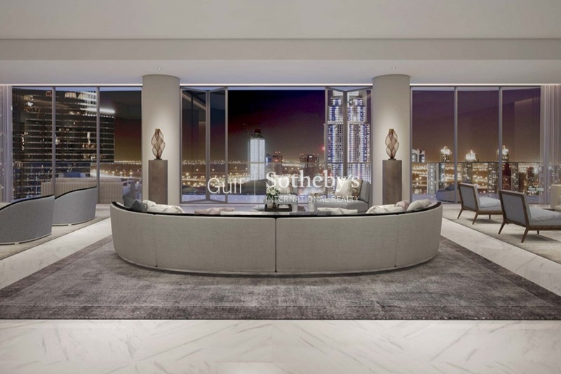 Luxurious 4br Apartment With Fountain View