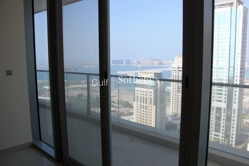 Fully Upgraded 4 Bedroom Loft-Full Sea Views-Sadaf, Jbr Er S 5993