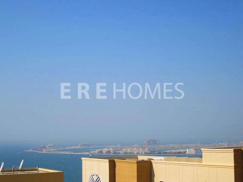 Alluring Sea View, Fully Furnished 2 Bedroom In Shams 1 Er R 14886